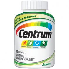 Centrum Adult Multivitamin/Multimineral Supplement With Zinc and Vitamins - 300 Ct - Code Interno: 732