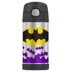 Thermos Funtainer 12 Ounce Bottle (Batgirl Purple) - Code Interno: 970