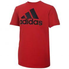 adidas Boys' Stay Dry Moisture-Wicking Aeroready Short Sleeve T-Shirt