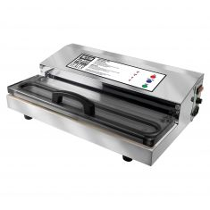 Weston Pro-2300 Commercial Grade Stainless Steel Vacuum Sealer (65-0201), Double Piston Pump, Pro-2300 (Stainless Steel) - Code Interno: 237