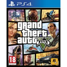 Grand Theft Auto V (PS4) - Code Interno: 343