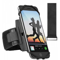 Brazalete deportivo para correr para iPhone, Samsung Galaxy