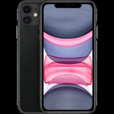 Straight Talk Apple iPhone 11, 64GB Black - Prepaid Smartphone - Code Interno: 995