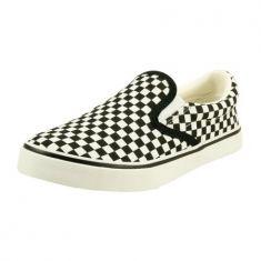 Trendy Unisex Boy's and Girl's Slip-on Skate Sneaker Shoe (Little Kid/Big Kid) - Code Interno: 519