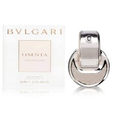 Omnia Crystalline de Bvlgari para mujer Eau De Toilette espray