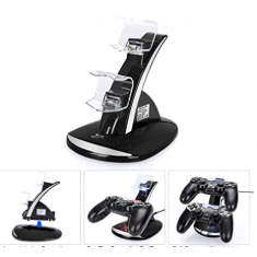 Cargador para controlador PS4, Y Team Playstation 4 / PS4