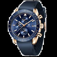Reloj de pulsera de cuarzo para hombre