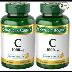 Nature's Bounty Vitamina C